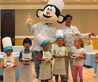 Kid's Cooking Classes at Riviera Nayarit