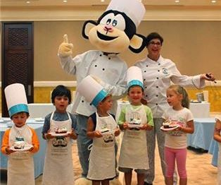 Kid's Cooking Classes at Riviera Nayarit