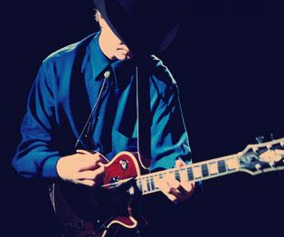 Guitar Player at Riviera Nayarit