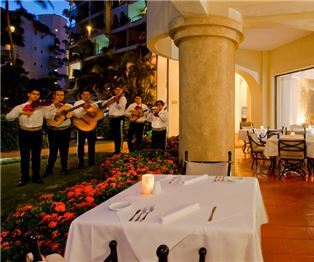Live Mariachi at Puerto Vallarta