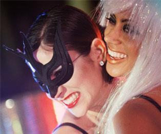 Masks at Riviera Maya