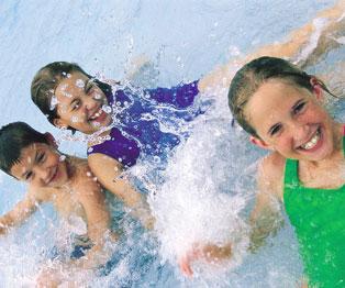 Nuevo Vallarta Pool Games