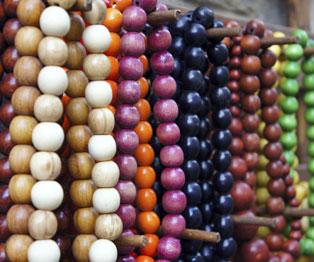 Puerto Vallarta Crafting with Beads