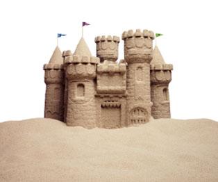 Sand Castles at Riviera Maya