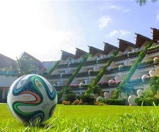 Soccer at Riviera Nayarit